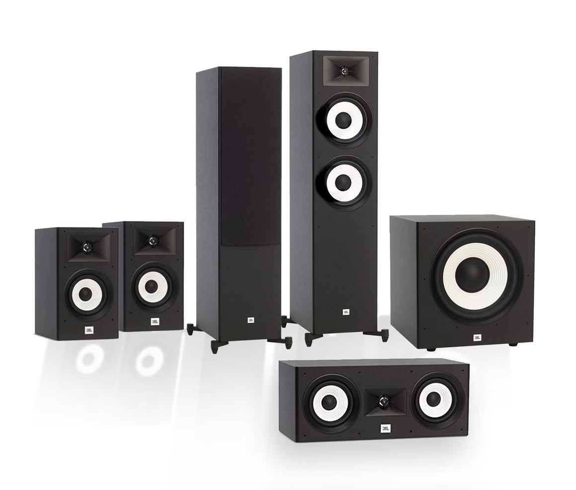 JBL Stage Two 5.1 Home Theatre Speaker Pack