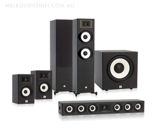 JBL Stage Three 5.1 Home Theatre Speaker Pack - Melbourne Hi Fi
