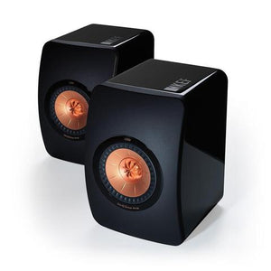 Bluesound Powernode 2i and KEF LS50 package