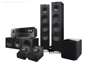 KEF: QS Home Theatre Package
