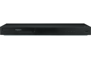 LG UBK90 4K Blu-ray Player