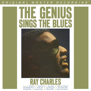MoFi: Ray Charles - The Genius Sings the Blues LP - Melbourne Hi Fi