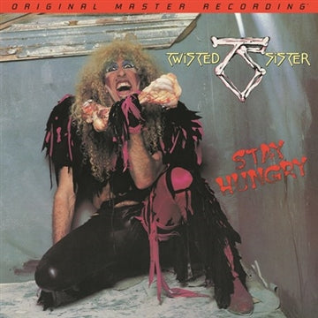 MoFi: Twisted Sister - Stay Hungry 180g LP - Melbourne Hi Fi