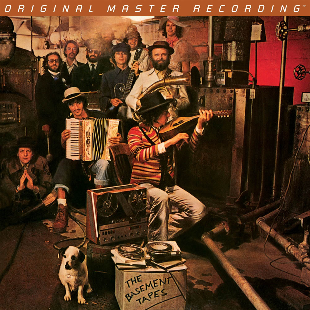 MoFi: Bob Dylan and the Band - The Basement Tapes 2LP -  Melbourne Hi Fi