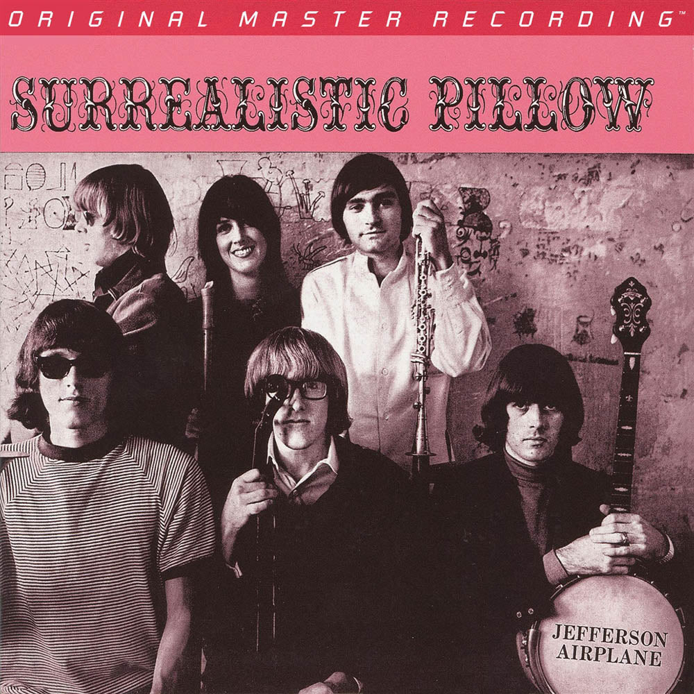 Jefferson Airplane - Surrealistic Pillow 2LP - Melbourne Hi Fi