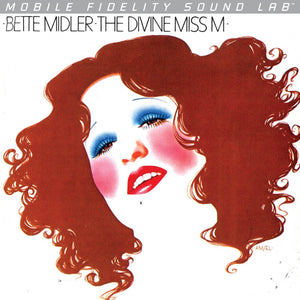 MoFi: Bette Midler - The Divine Miss M LP - Melbourne Hi Fi