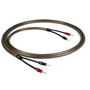 Chord Company Epic Speaker Cable 3m factory terminated at Melbourne Hi Fi, Australia