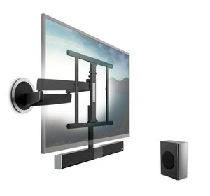 Vogels Next Series Full-Motion TV Wall Mount with Integrated Sound
