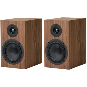 Pro-ject Speaker Box 5 S2 Bookshelf Speakers Walnut