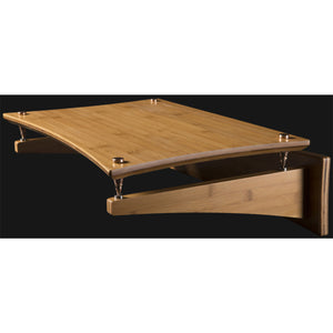 Quadraspire Q4 Wall Bracket - Bamboo