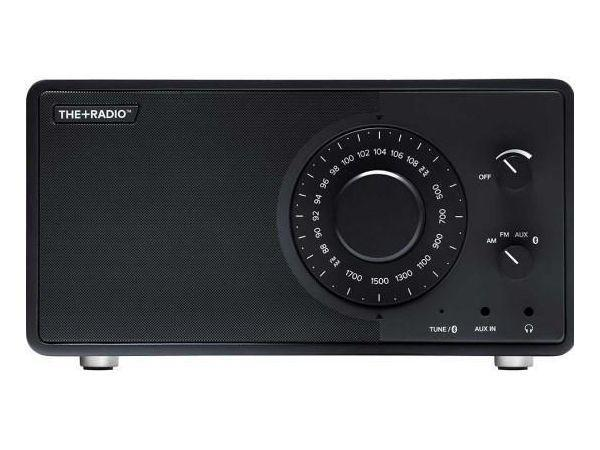 THE PLUS RADIO AM/FM BT MATT ANTHRACITE - Ex Display