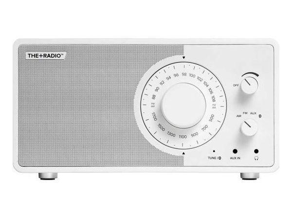 THE PLUS RADIO AM/FM BT - MATT WHITE - Ex Display