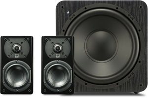 SVS Prime Satellite Surround Sound System with SB1000 Subwoofer