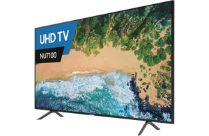 Samsung NU7100 55-inch (140cm) UHD LED LCD Smart TV