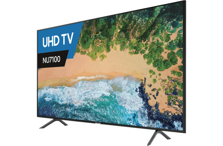 Samsung NU7100 49-inch (123cm) UHD LED LCD Smart TV