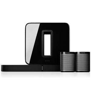 Sonos 5.1 Surround Set with Playbase and Play:1