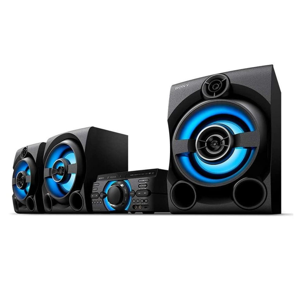 Sony | MHC-M80D High Power Audio System with DVD | Melbourne Hi Fi1