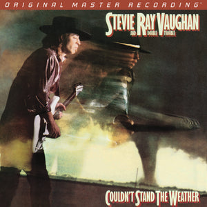 Mofi: Stevie Ray Vaughan – Couldn't Stand The Weather SACD - Melbourne Hi Fi
