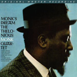 Mofi: Monk's Dream – Thelonious - 6K 2LP - Melbourne Hi Fi