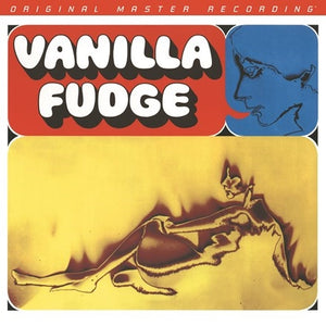 MoFi | Vanilla Fudge - Vanilla Fudge 3K 2LP | Melbourne Hi Fi