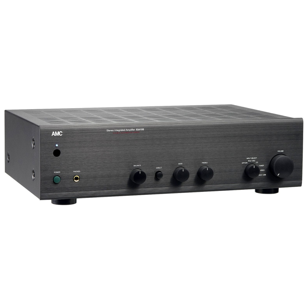 AMC | XIA 100 Stereo Integrated Amplifier | Melbourne Hi Fi1