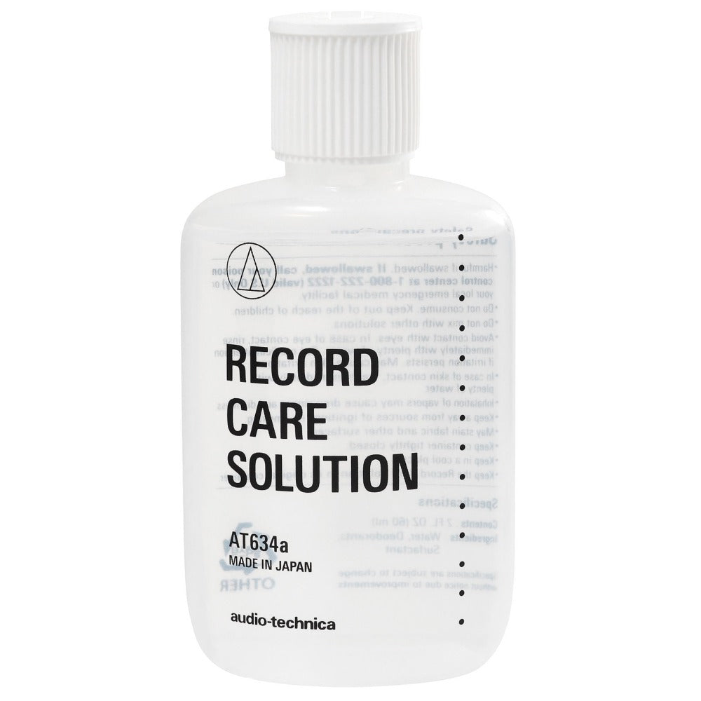 Audio-Technica | AT634a Record Cleaning Fluid | Melbourne Hi Fi