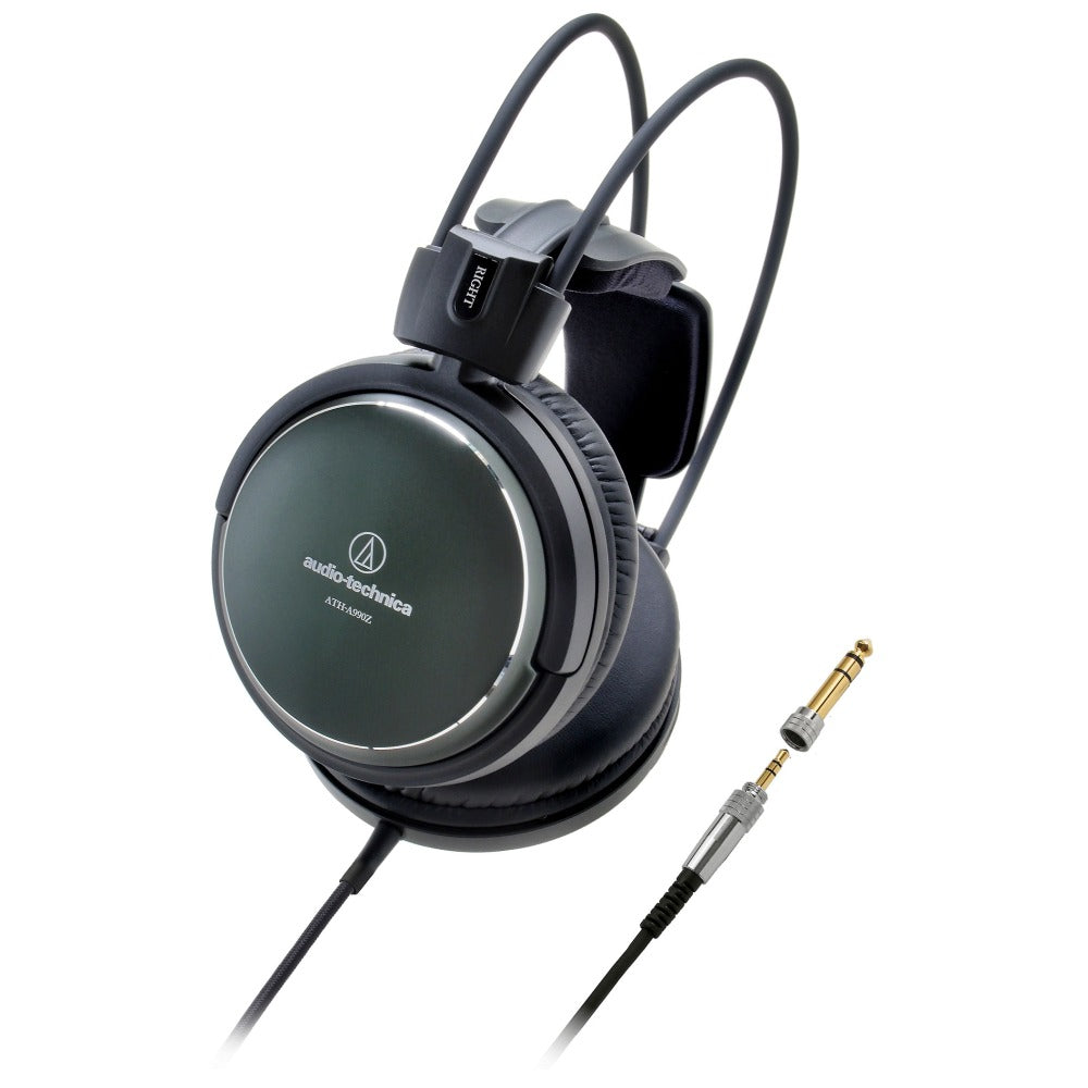 Audio-Technica | ATH-A990Z Closed Back Headphones | Melbourne Hi Fi1