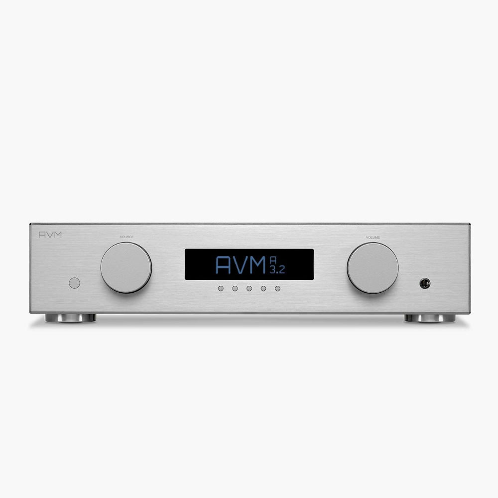 AVM | Evolution A 3.2 Integrated Amplifier | Melbourne Hi Fi1