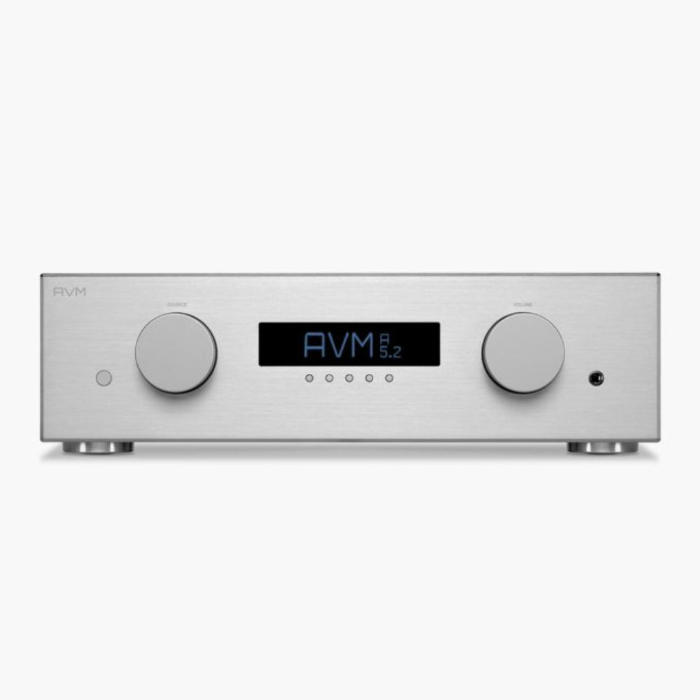AVM | Evolution A 5.2T Integrated Amplifier |  Melbourne Hi Fi1