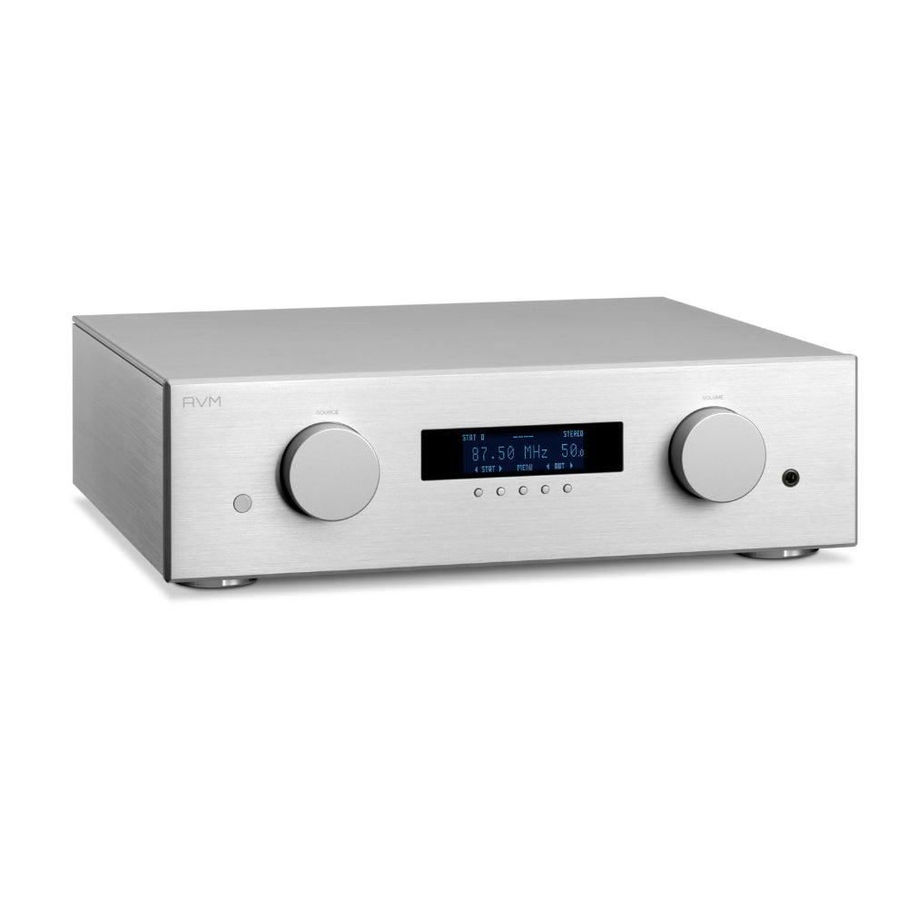 AVM | Evolution A 5.2 With Phono and Digital In | Melbourne Hi Fi1