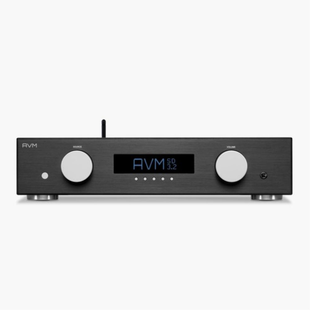 AVM | Evolution SD 3.2 Streaming Preamplifier | Melbourne Hi Fi1
