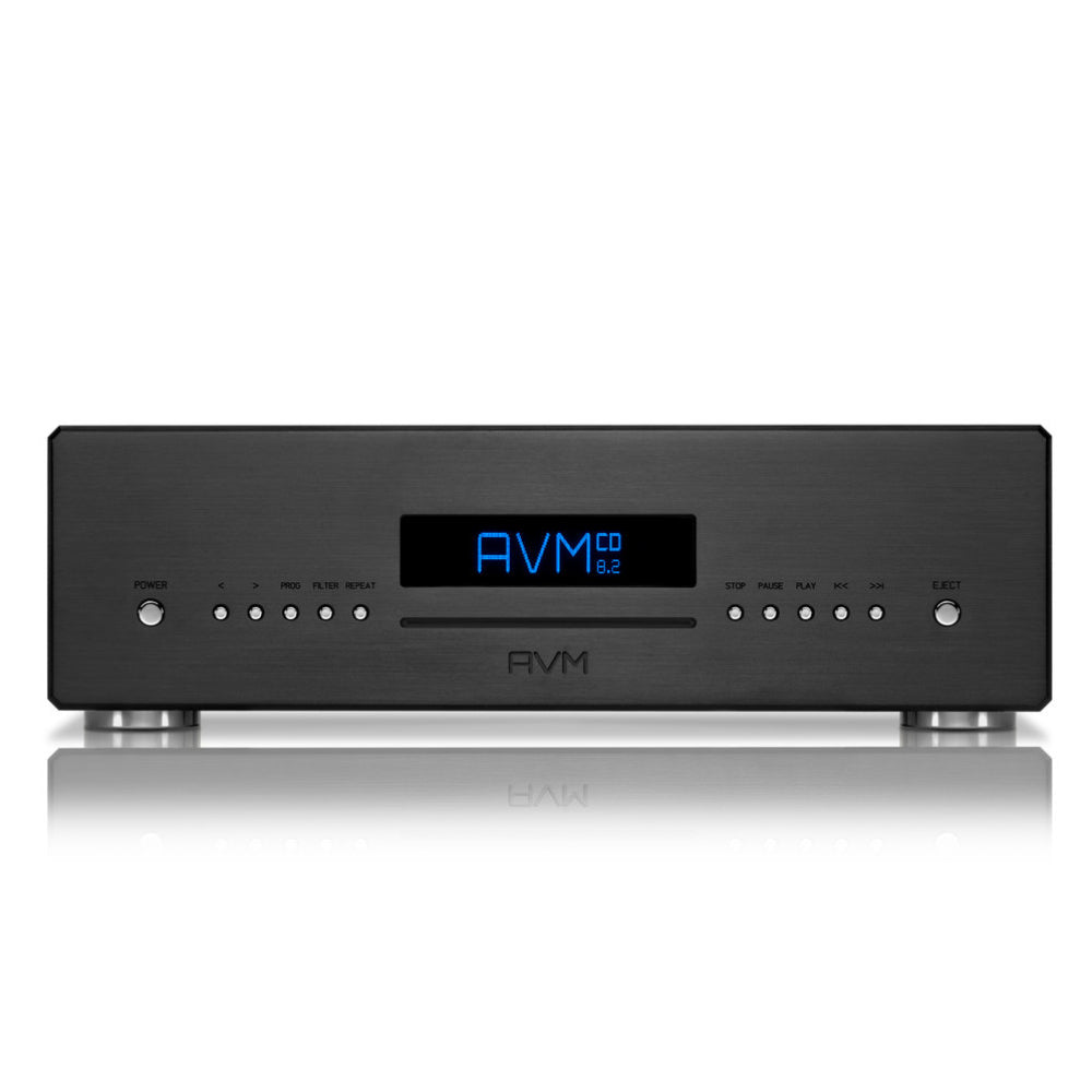 AVM | Ovation CD Player 8T | Melbourne Hi Fi1