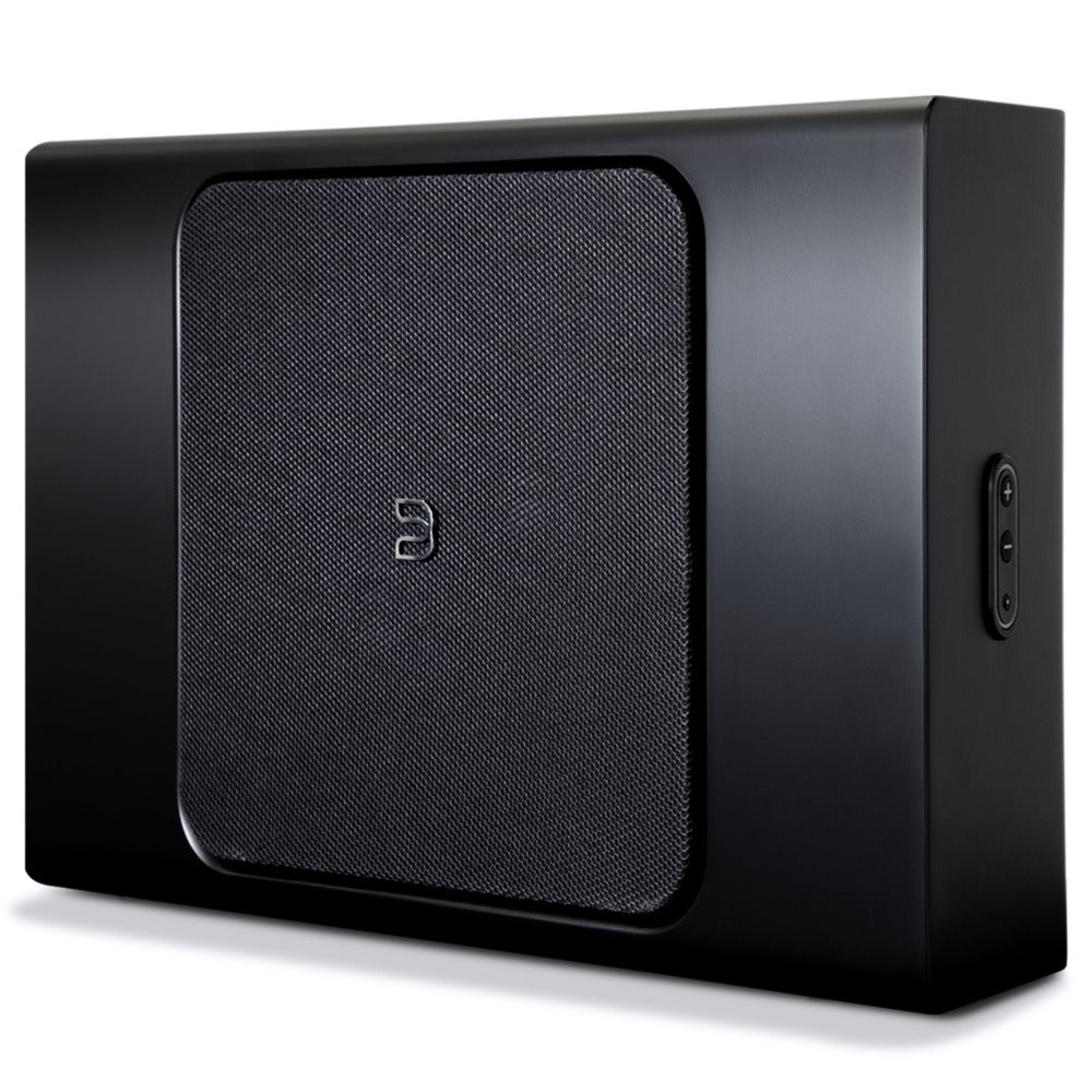 Bluesound | Pulse Sub Plus Wireless Powered Subwoofer Black Open Box | Melbourne Hi Fi1