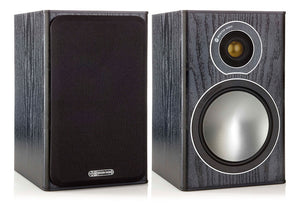 Monitor Audio Bronze 1 Bookshelf Speakers - Melbourne Hi Fi