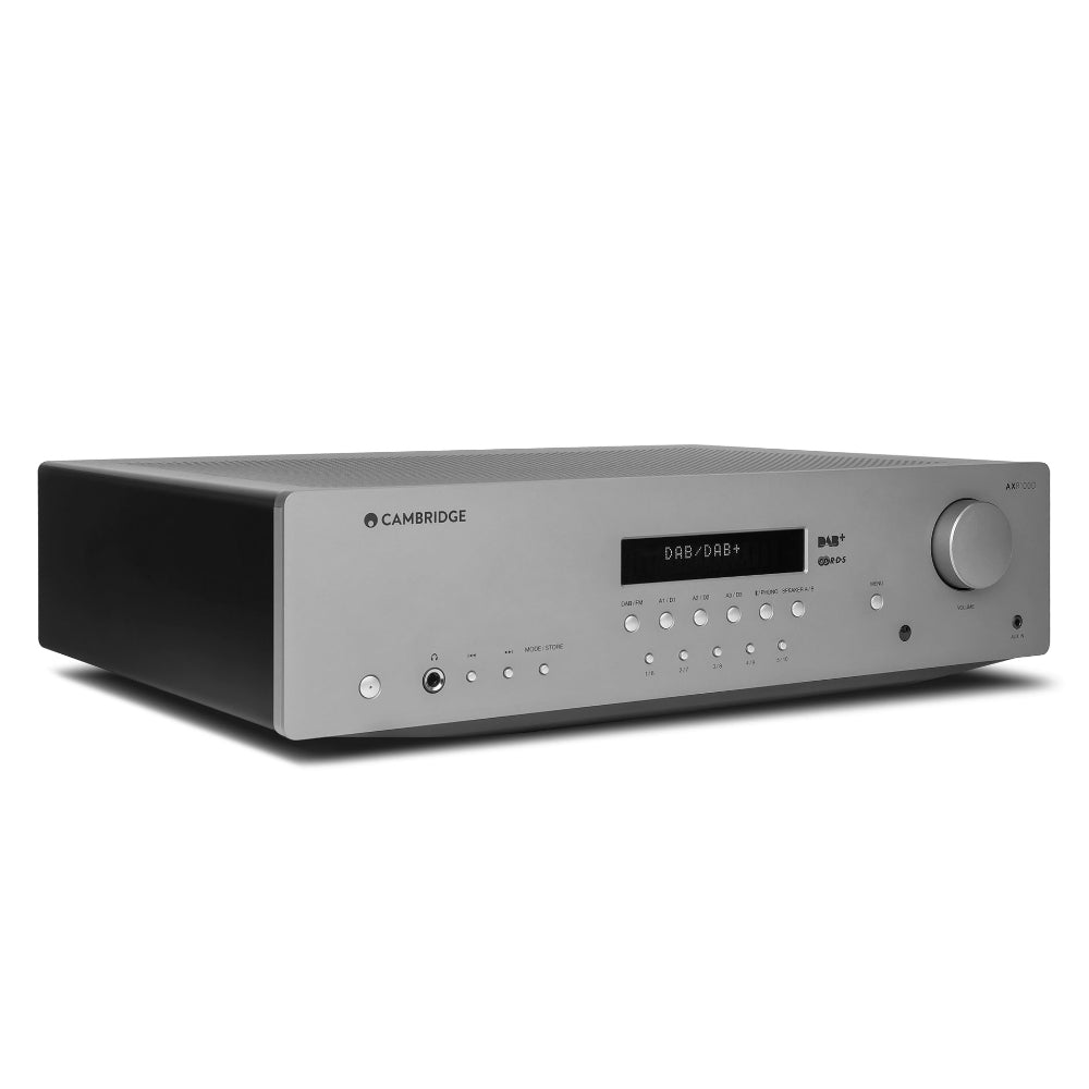 Cambridge Audio | AXR100D DAB/FM Receiver | Melbourne Hi Fi1