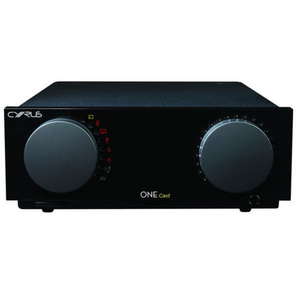 Cyrus | One Cast Integrated Amplifier | Melbourne Hi Fi1