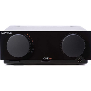 Cyrus | One HD Integrated Amplifier | Melbourne Hi Fi