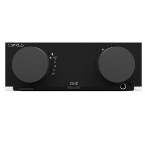 Cyrus One | Integrated Amplifier | Melbourne Hi Fi1