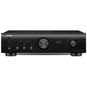Denon | PMA-520 Integrated Amplifier Black Open Box | Melbourne Hi Fi1