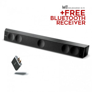 Focal Dimension Soundbar + BONUS Bluetooth Receiver