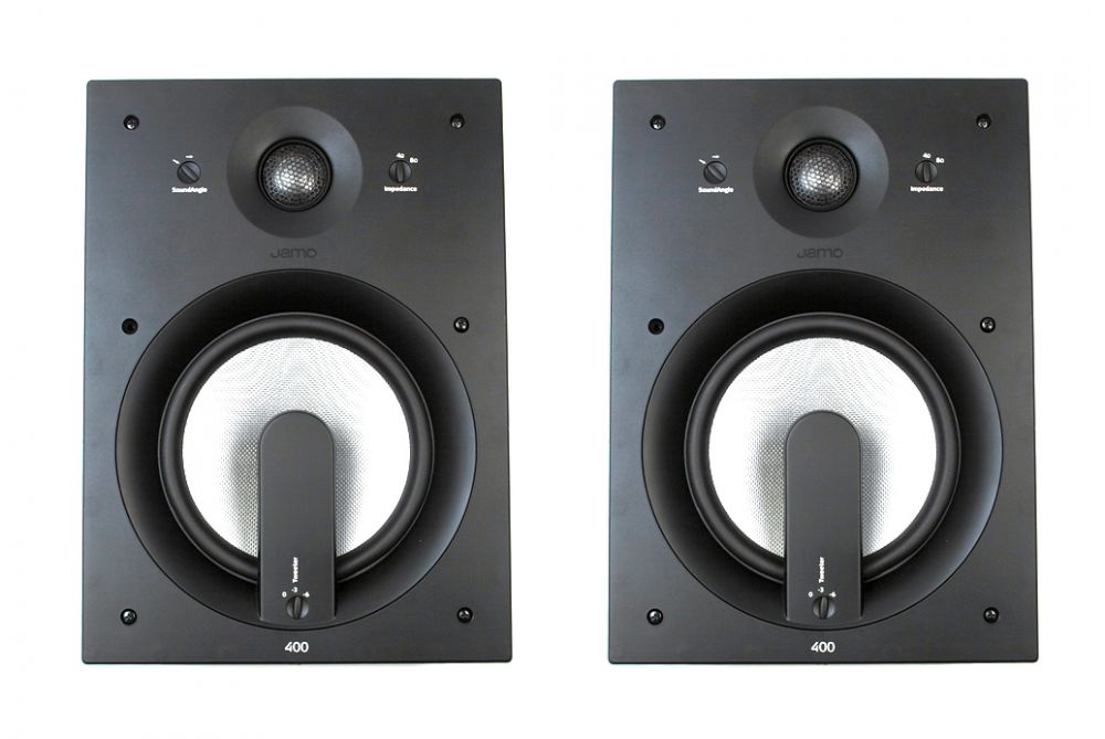 Jamo IW 406 FG II - In-Wall Speakers - Melbourne Hi Fi