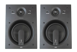 Jamo IW 606 FG III - In-Wall Speakers - Melbourne Hi Fi