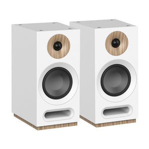 Jamo | S 803 Bookshelf Speakers White Open Box | Melbourne Hi Fi1