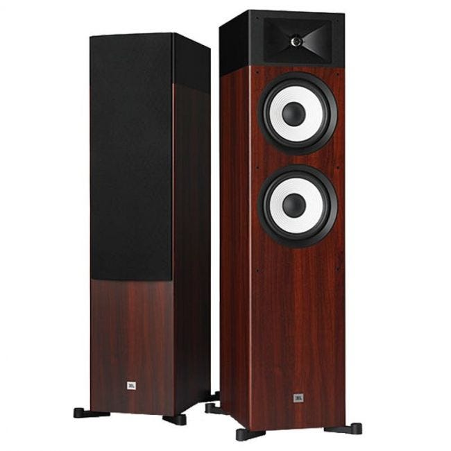 JBL Stage A190 Floorstanding Speakers - Melbourne Hi Fi