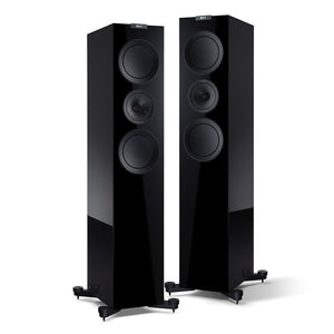 Kef R700 Black Edition Floor Standing Speakers