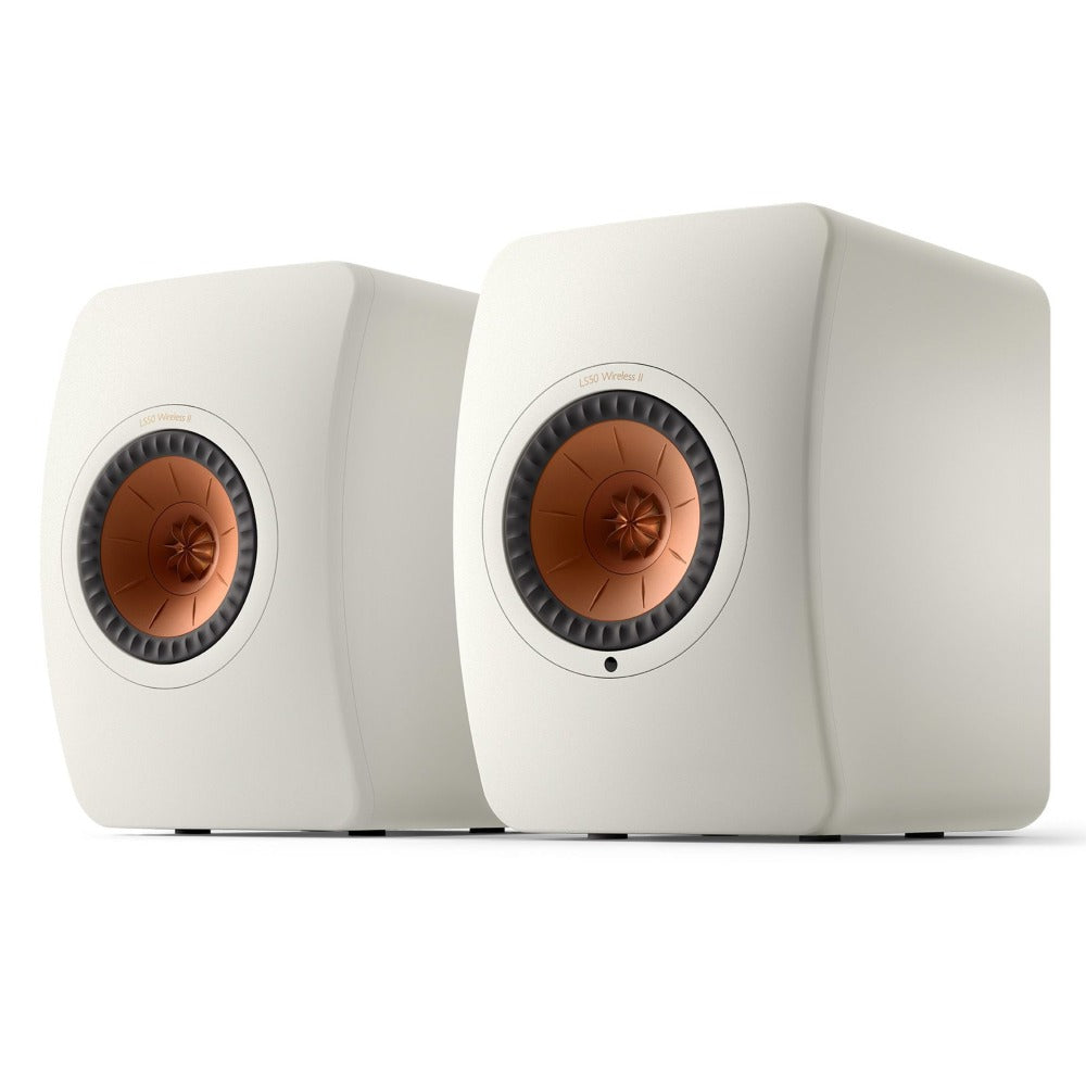 KEF | LS50 Wireless II Bookshelf Speakers | Melbourne Hi Fi1