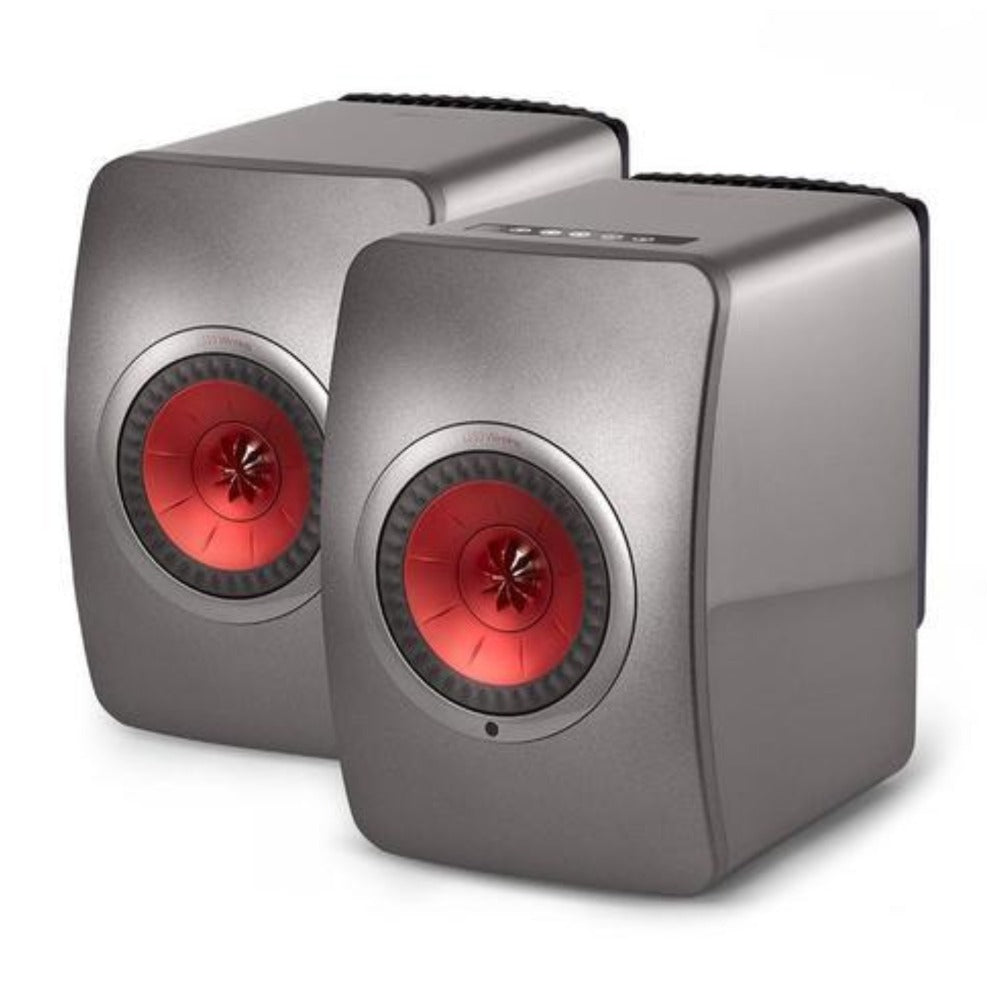 KEF | LS50 Wireless Speakers | Melbourne Hi Fi2