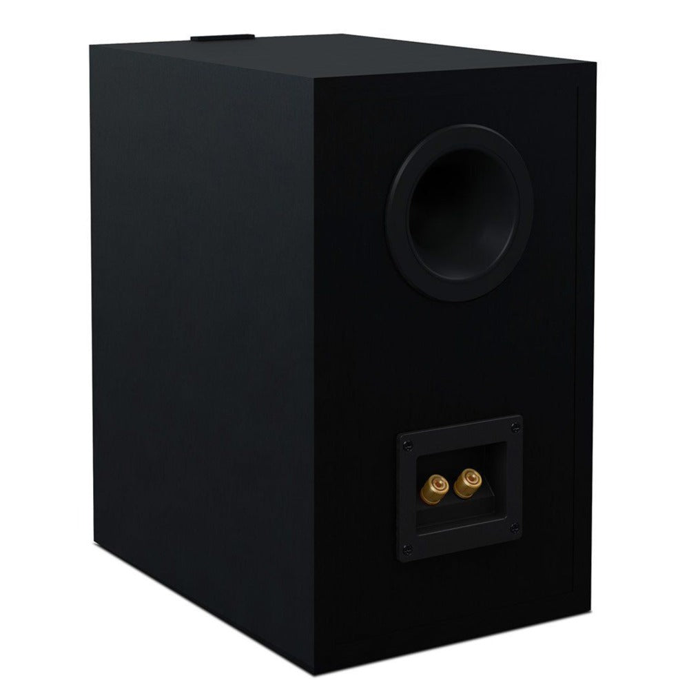 KEF | Q350 Bookshelf Speakers Black Open Box | Melbourne Hi Fi1