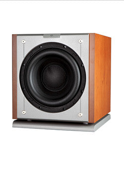Audiovector Ki SUB Super Black Ash Subwoofer at Melbourne Hi Fi, Australia