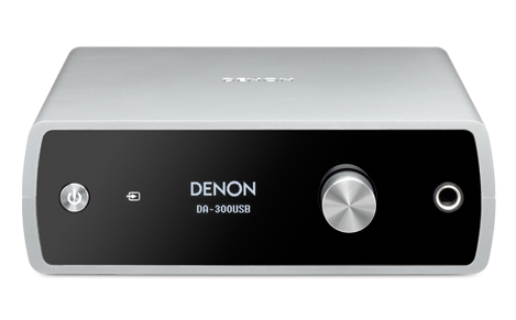 Denon DA-300USB Compact USB-DAC / Headphone AMP